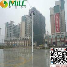 阜新乡村太阳能路灯图片