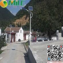 湘潭乡村太阳能路灯图片