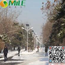 张家界乡村太阳能路灯图片