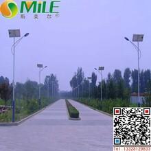 黑龙江乡村太阳能路灯图片