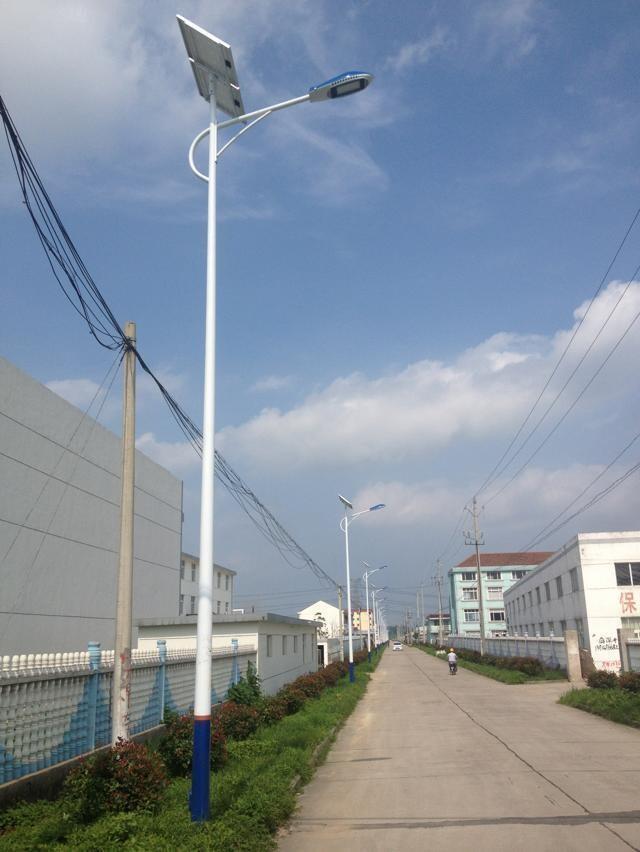 西昌太阳能路灯厂家