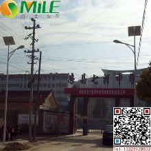 娄底市太阳能路灯、市政路灯优质服务图片