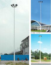 延安高杆灯、太阳能路灯自主生产、厂家直销图片