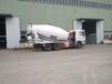 陕汽德龙国5混凝土搅拌车促销价,超低价格,优质售后服务