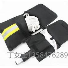 消防腰包灭火防护腰包消防员配备腰包阻燃耐高温厂家生产图片
