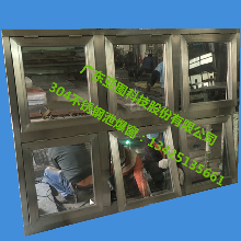 广东亚图牌泄爆门性能如何304不锈钢泄爆窗十几年老品牌图片