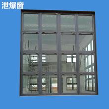 贵州药业公司专用钢制泄爆窗供应泄爆门窗厂家十几年老品牌图片