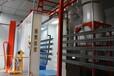 江苏新月自动喷涂设备粉房内部结构经严格优化设计