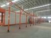 江苏新月喷涂设备厂为喷塑企业设计制作