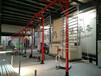 江苏新月护栏喷涂设备粉房内部结构经严格优化设计