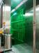 江苏新月护栏喷涂设备采用了意大利技术的送回风系统