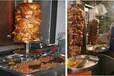 土耳其烤肉机用电的好还是燃气的好烤肉机设备