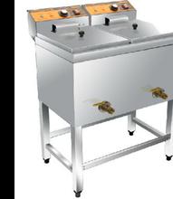 義馬市電炸爐優惠酬賓買設備免費教技術保質保量電炸爐價格圖片