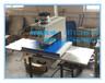 下移动气压双工位压机东莞服装压胶机皮革压印机