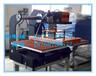 可套衣服上移动双工位烫画机可套服装上滑式双工位烫钻机