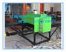 气动双工位服装压烫机80100气动双工位服装印花机80100服装烫画机