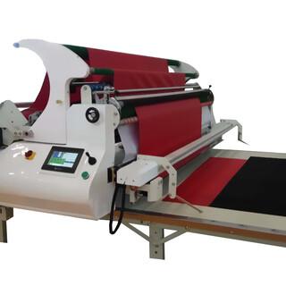 布路奇全自动针织拉布机铺布机图片4