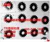 供应小齿轮真空镀钛加工,PVD纳米涂层