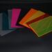 深圳厂家直销定制彩色ps板有机玻璃广告灯箱亚克力板材