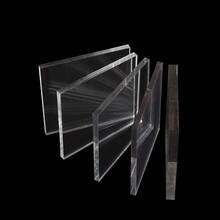 定做亚克力板透明PMMA亚克力板材加工塑料有机玻璃板批发图片