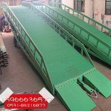 济南--同昌液压SJTY--液压固定登车桥、移动液压登车桥、码头装卸货物登车桥
