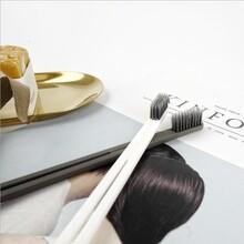 供应极简牙刷酒店牙刷创意设计酒店沐浴用品产业网