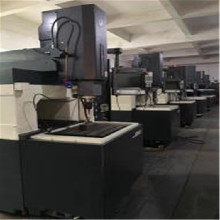 二手牧野火花機放電機EDGE3EDNC65帶60A電元超細紋路圖片