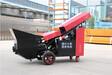 二次结构浇筑泵混凝土输送楼间使用上料机多少钱