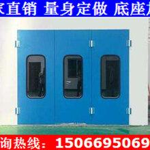 烤漆設備涂裝設備噴烤漆房廠家山東鴻鑫烤漆房質量有保障圖片