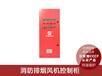 襄阳消防防排烟风机控制箱(CCCF认证A-B签二维码流向标)厂家直销