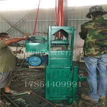 秸秆液压打包机多少钱XD-10塑料液压打包机液压打包机厂家图片