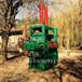 拓佑XYD-30型废纸液压打包机的价格木屑液压打包机厂家图片