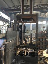 废纸液压打包机的价格拓佑80吨金属液压打包机厂家图片