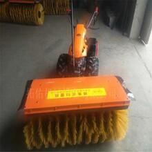 太原手扶式掃雪機物業學校小型掃雪機廠家供應圖片