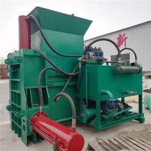 棉花液壓打包機青儲稻草秸稈壓塊機干草秸稈打包機廠家直銷圖片