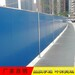 廣東潮州彩鋼泡沫夾心板圍擋道路工地施工隔離防護圍欄價格優惠