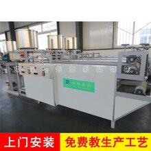 泰安仿手工豆腐皮机器,豆腐皮机械设备,生产豆腐皮的机器