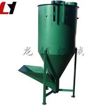 小型调料搅拌机/龙钰机械高产量化肥混料机/可定做螺旋式搅拌机图片