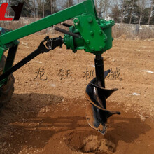 质保两年多用途线杆挖坑机家用轻便式植树挖坑机图片