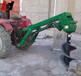 植樹挖坑機的廠家直銷家用便攜式植樹挖坑機汽油種樹挖坑機