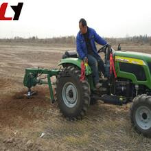 山地挖坑机/生产直销新款土质植树挖坑机/小型拖拉机挖坑机图片