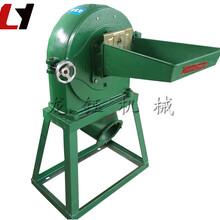 工厂供应新款颗粒破碎机高效齿爪式草药粉碎机图片