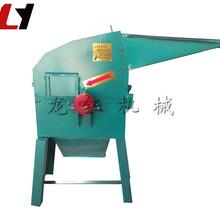锤片式粉碎机龙钰机械高产量秸秆粉碎机视频多用途除尘粉碎机厂家图片