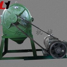中型自吸式燕麦粉碎机23型艾叶粉碎机原理图片