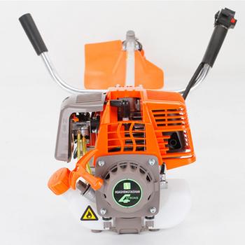 新型斜跨式旋耕机/可定做中型斜跨式松土机大功率背负式微耕机/便携式割草机
