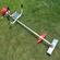 新型斜跨式旋耕机
