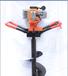 手提式鉆洞機加工定制新品凍土挖坑機手提式挖坑機廠家