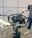 園林植樹挖坑機廠家直銷新款挖坑機植樹機中型機械挖坑機