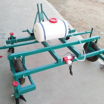 铺地膜喷药一体机农用薄膜盖膜机