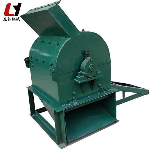 龙钰豆饼粉碎机,质保豆饼加工机械